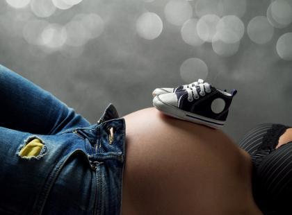 Dieta w dziewiątym miesiącu ciąży