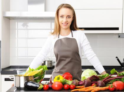 Dieta zaczyna się w kuchni