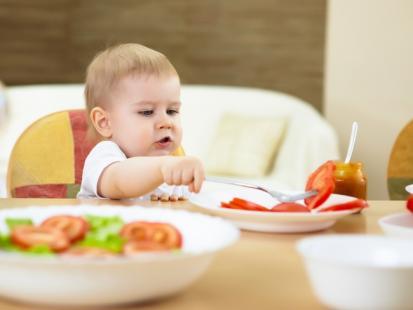 Dieta zdrowa dla malucha