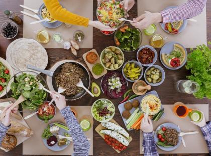 Dietetyczna kolacja: 4 pyszne pomysły