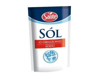 Dietetyczna sól SANTE