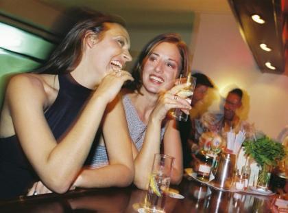 Dietetyczne przykazania imprezowiczki