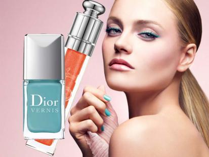 Dior Croisette - kolekcja makijażu na lato 2012