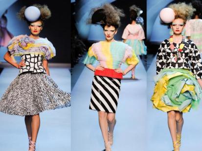Dior - pierwsza kolekcja NIE stworzona przez Galliano