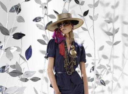 Dior - wiosenna kolekcja 2008