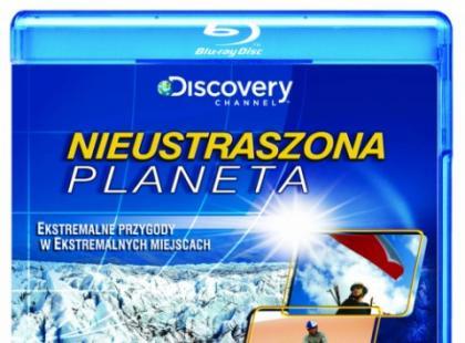 "Discovery ""Nieustraszona planeta"""