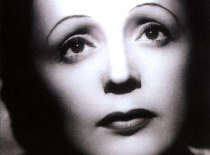 """Édith Piaf - """"wróbelek"""" paryskiej ulicy"""