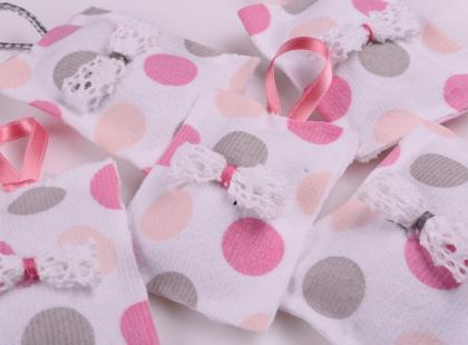 DIY: pachnące woreczki do szafy! Odśwież swoją garderobę na wiosnę!