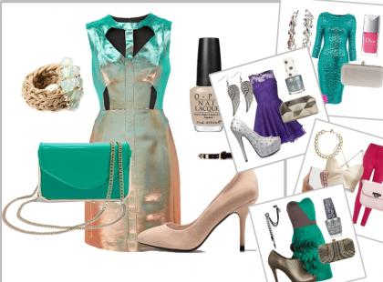 Dla miłośniczek koloru! 5 karnawałowych stylizacji