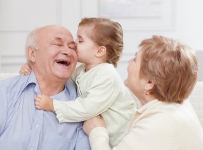"""""""Dla mnie - teściowa, dla dzieci - babcia..."""""""