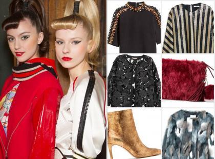 Dla urozmaicenia stylizacji - 26 ekstrawaganckich ubrań i dodatków