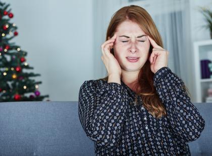Dlaczego boli nas głowa w święta?