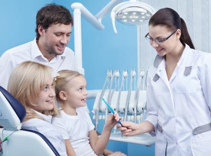 Dlaczego dzieci boją się wizyty u stomatologa?