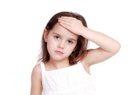 Dlaczego małe dzieci chorują?