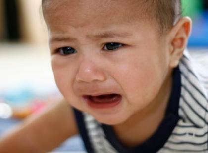 Dlaczego moje dziecko płacze?
