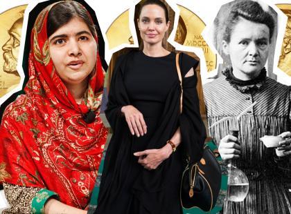 Dlaczego nagrodę Nobla tak rzadko dostają kobiety?