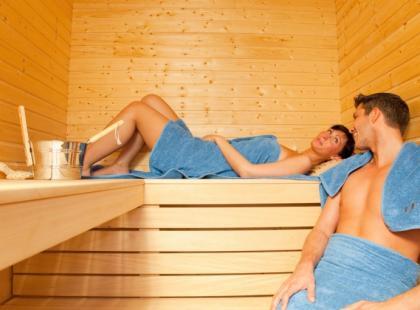 Dlaczego nie pocę się w saunie?