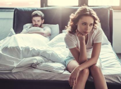 Dlaczego on nie chce uprawiać seksu? 5 możliwych przyczyn