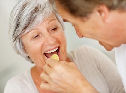Dlaczego osoby starsze nie chcą jeść?