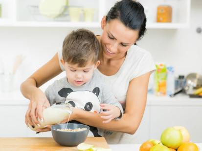 Dlaczego płatki owsiane są tak ważne w diecie dziecka?