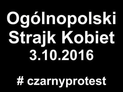 Dlaczego redakcja Polki.pl bierze udział w Strajku Kobiet i wspiera #czarnyprotest - wyjaśnia redaktorka naczelna