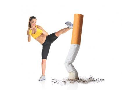 Dlaczego rzucenie palenia sprzyja tyciu?
