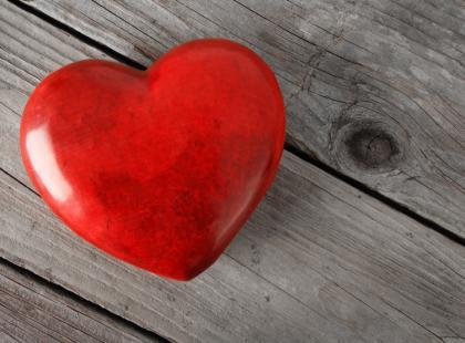 Dlaczego serce stało się symbolem miłości?