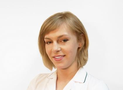 Zofia Urbańczyk, dietetyk z Naturhouse