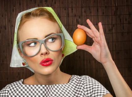 Dlaczego wiosną warto jeść jajka?