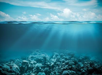 Dlaczego woda morska jest zdrowa?