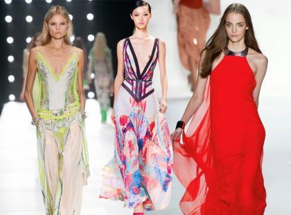 Długie sukienki - kto powinien je nosić?