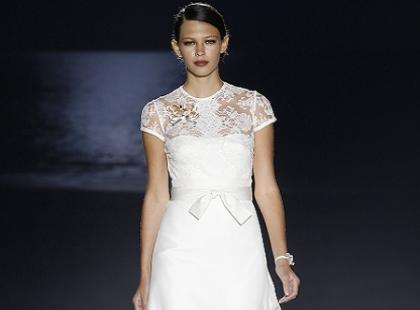 Długie suknie ślubne 2013 - kolekcja Jesus Peiro