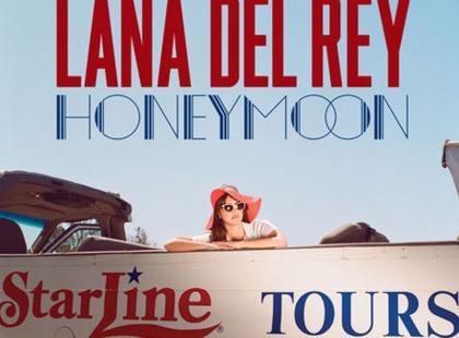 Długo wyczekiwany album Lany del Rey już w sprzedaży