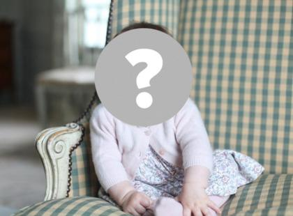 Do kogo jest podobna księżniczka Charlotte? Zobacz nowe zdjęcia!