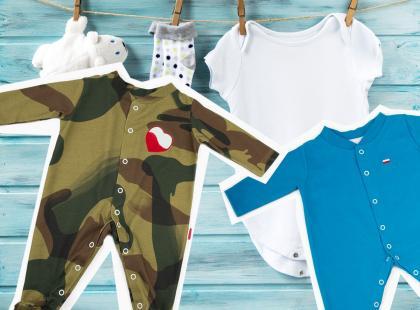 Do kupienia jest już patriotyczna odzież dla niemowląt, czyli w co lepiej nie ubierać swoich dzieci