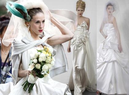 Do ślubu jak Carrie Bradshaw