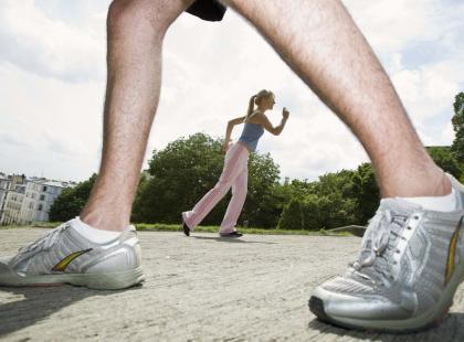 Dobierz buty do biegania