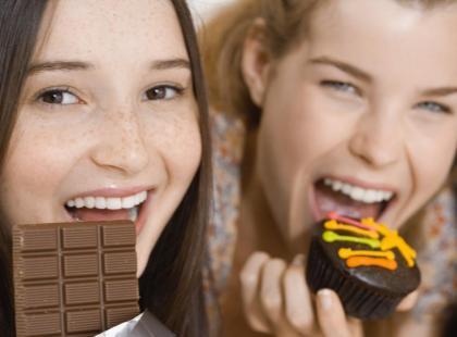 Dobroczynna czekoladka