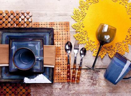 Dobrze podane - stylowe nakrycia i dekoracje stołów