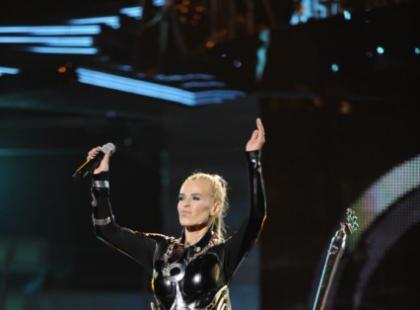 Doda ukradła Madonnie tancerki