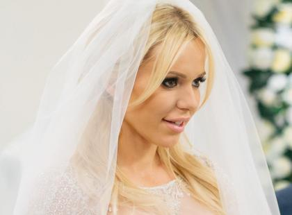 Doda wyszła za mąż! Pokazuje suknię, obrączki i… ukochanego!