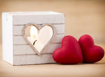 Dodatki na Walentynki
