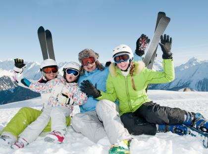 Dokąd na narty z dzieckiem?