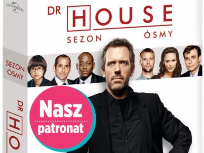 Doktor House w 8 sezonie powraca na DVD
