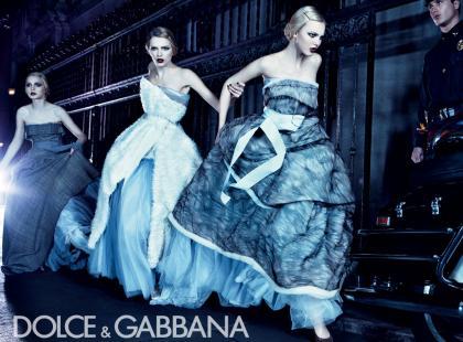 Dolce & Gabana - kolekcja 2008