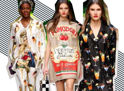 Dolce & Gabbana lansuje trend, który na pewno się przyjmie