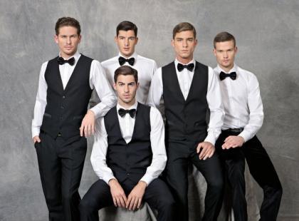 Dolce & Gabbana - podsumowanie kolekcji męskiej na 2010 rok