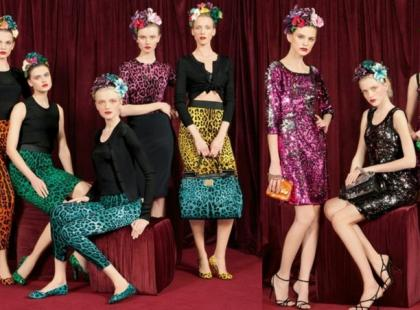 Dolce & Gabbana podsumowanie roku 2010