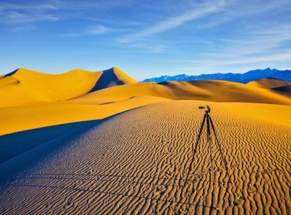 Dolina Śmierci – najgorętsze miejsce na Ziemi