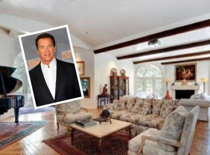 Dom Arnolda Schwarzeneggera w Los Angeles